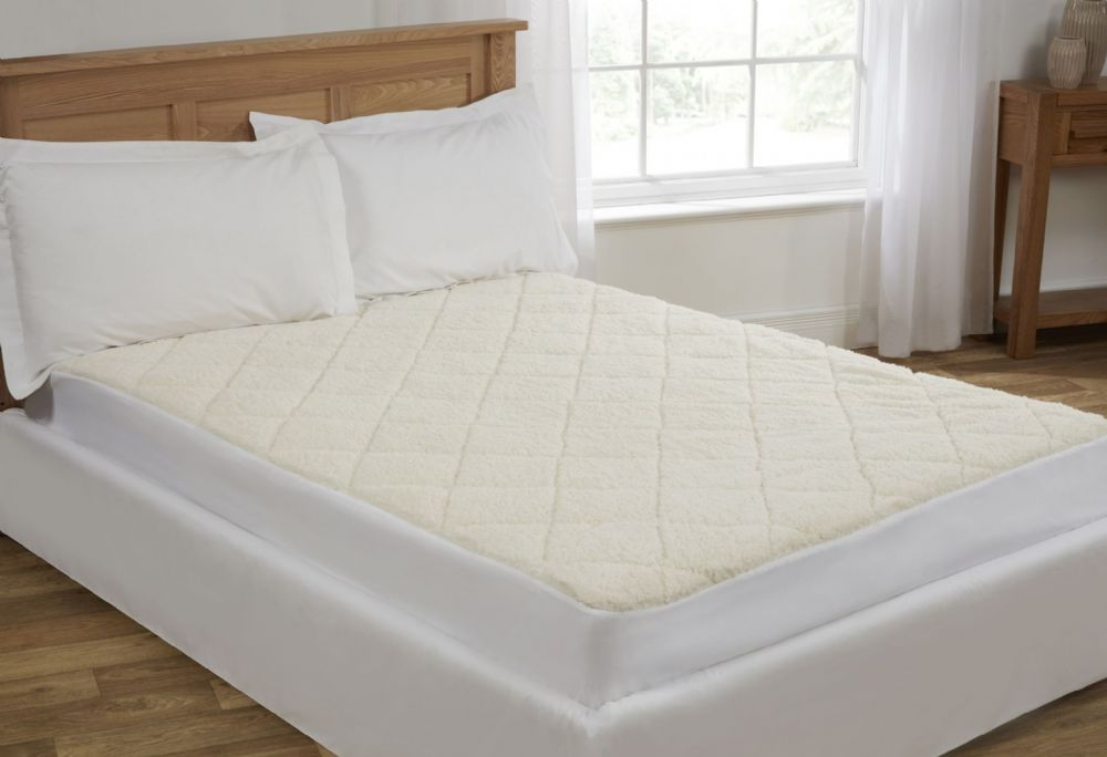 Hotel Collection Luxury Extra Deep Fleece Mattress